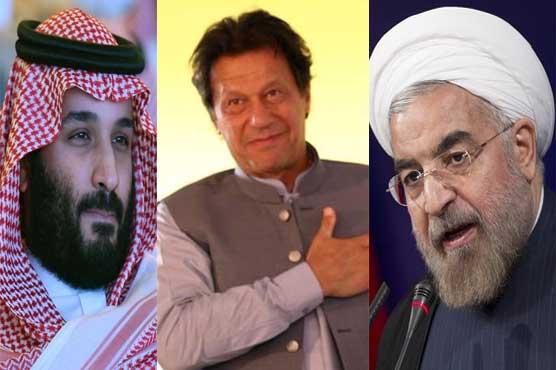 وزیراعظم عمران خان کا جلد سعودی عرب اور ایران کا دورہ،تیا ریا ں شروع