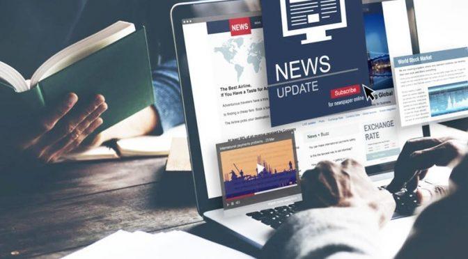فیس بک صحافتی اداروں کے ساتھ 'نیوز ٹیب' متعارف کرانے کو تیار