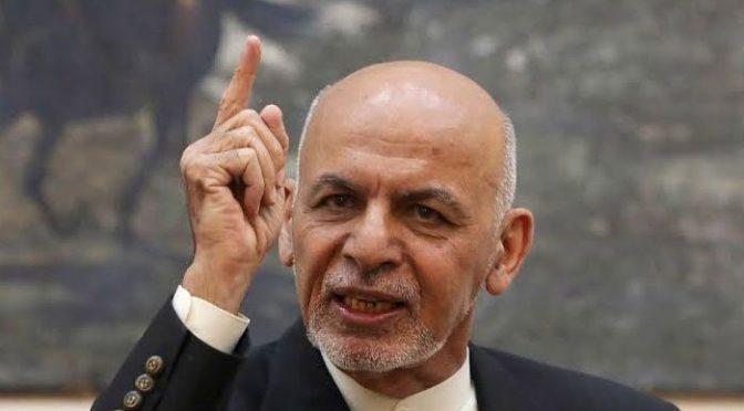 افغان صدر کا داعش کیخلاف فتح کا اعلان