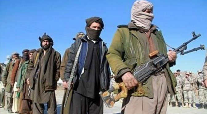 طالبان نے افغان فورسز کے 10 اہلکار رہا کر دیئے