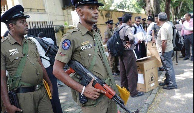 سری لنکا میں مسلمان ووٹروں سے بھری 100 بسوں پر فائرنگ