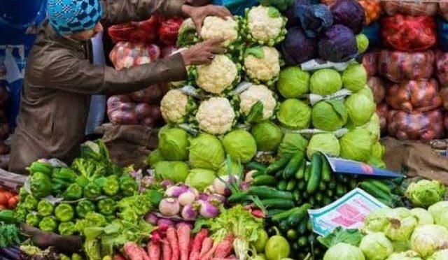 ایک سال کے دوران کھانے پینے کی اشیاءکی قیمتوں میں 16.53 فیصد اضافہ