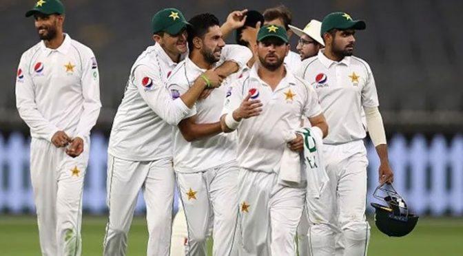 ٹیسٹ رینکنگ: پاکستان کا کوئی بھی کھلاڑی ٹاپ 10 میں جگہ نہ بناسکا