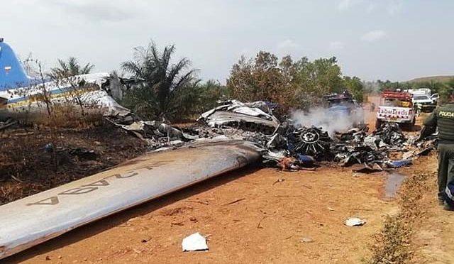 امریکا میں طیارہ حادثے میں 9 افراد ہلاک