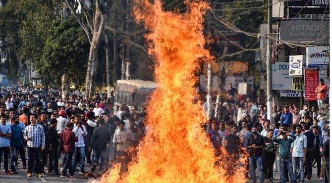 بھارت میں شہریت کے متنازع قانون کی منظوری، 79 دنوں میں 69 ہلاکتیں ہوئیں