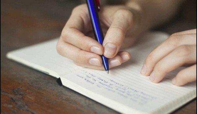 اپنی پریشانی کے بارے میں لکھنے سے اعصابی تناﺅ کم ہوجاتا ہے، تحقیق