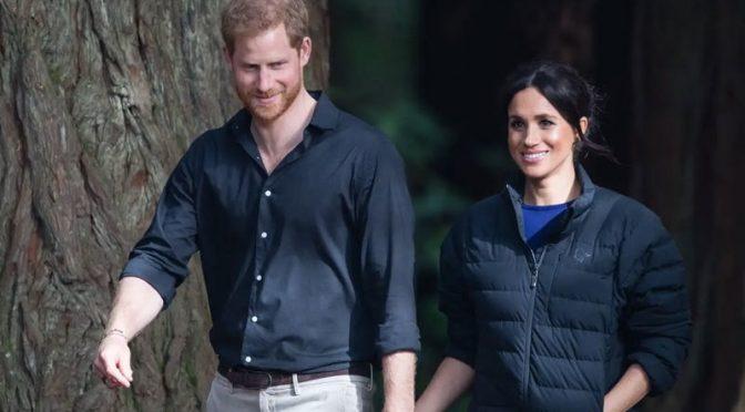 شاہی حیثیت سے علیحدگی کے بعد شہزادہ ہیری اہل خانہ سمیت کینیڈا منتقل