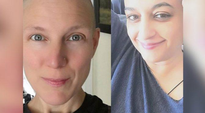 بریسٹ کینسر کی مریضہ اداکارہ نادیہ جمیل کی دوست نے دوستی کا حق ادا کر دیا