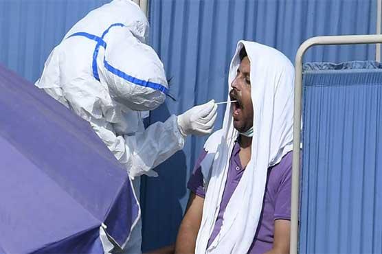 کورنا بے قابو: کیسز ایک لاکھ سے بڑھ گئے، مزید 65 افراد وائرس سے جاں بحق