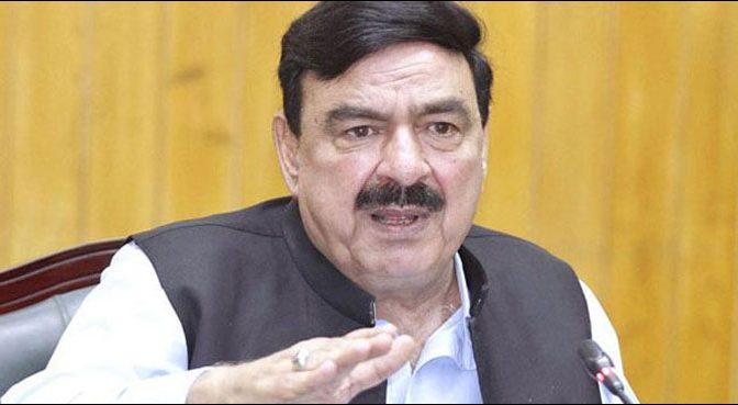وزیر ریلوے شیخ رشید نے کورونا کوشکست دے دی، ٹیسٹ نیگٹیو آگیا