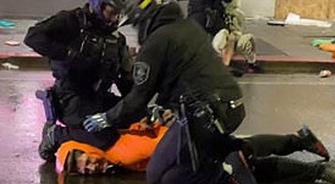 سیاہ فام کا قتل، امریکا میں اسی نوعیت کا ایک اور واقعہ