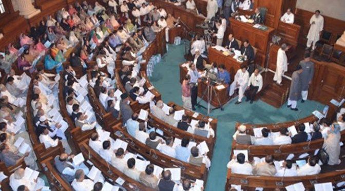 پنجاب کا 2240 ارب روپے کا سالانہ بجٹ آج اسمبلی میں پیش کیا جائے گا