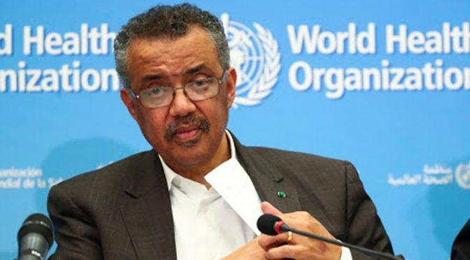 ڈبلیو ایچ او کی سعودی عرب کے حج کو محدود کرنے کے فیصلے کی حمایت