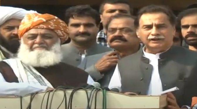 حکومت سیاسی لڑائی میں افواج پاکستان کو شامل نہ کرے: ایاز صادق