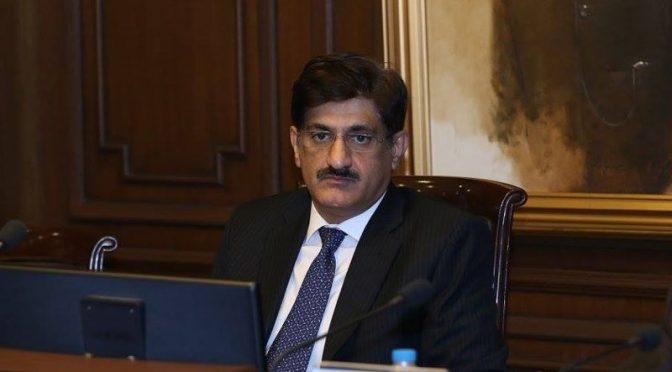 سپریم کورٹ نے وزیراعلیٰ سندھ کو توہین عدالت کا نوٹس جاری کردیا
