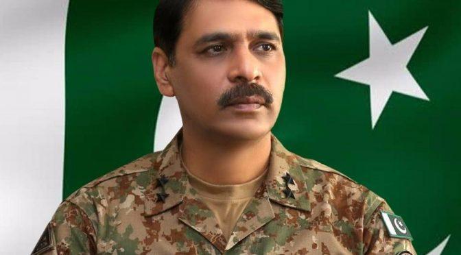 آصف غفور سمیت 6 میجر جنرلز کی لیفٹیننٹ جنرل کے عہدے پر ترقی