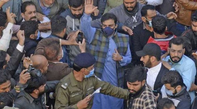 مسلم لیگ ن کے رہنما حمزہ شہباز کو رہا کر دیا گیا