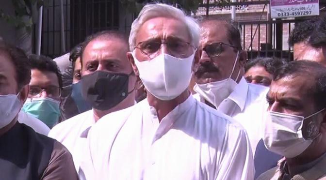 وزیر اعظم نے ملاقات میں تحفظات دور کرنے کی یقین دہانی کرائی ہے، جہانگیر ترین