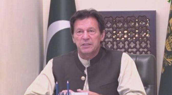 سمندر پار پاکستانیوں کی وجہ سے ہی اب تک ملک چل رہا ہے، وزیراعظم