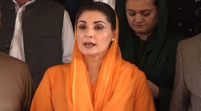مریم نواز آرمی  چیف کی توسیع کی مخالف حمزہ نے حمایت کردی