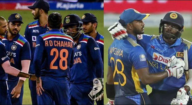 سری لنکا نے بھارت سے ٹی 20 سیریز جیت لی