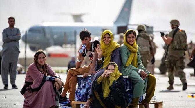 امریکا سے افغانستان سے انخلا کی تاریخ میں توسیع کا مطالبہ کریں گے: برطانیہ