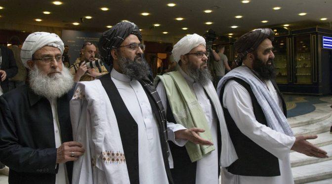 پاکستان  سے مداخلت نہیں طالبان کا دنیا کو پیغام