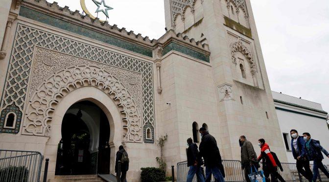 فرانس میں زیرِتعمیر یورپ کی سب سے بڑی مسجد کو شہید کرنے کی دھمکی